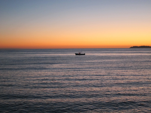 Just before sunrise in Loreto.JPG